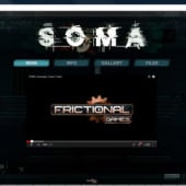 """SOMA Website / Teaser Campaign"" from Sven Larsen"