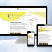 """Full Responsive Webdesign ""HBI"""" from Stilknecht"