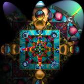 """Ornamental/ Mandala"" from Brent Debecker"