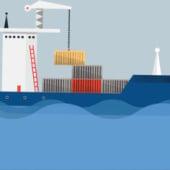 """""""Ships 2d animation"""" von G-Romano"""