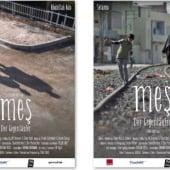"""""""MESH-Filmplakat"""" von JM Grafik"""