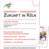 """""""Kölner Jugendring e.V."""" von JM Grafik"""