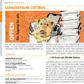 """Corporate Design_ Lernzentrum Cottbus"" from Gabi Schluttig"