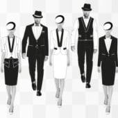 «Corporate Wear Design» von decloud