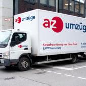 """""""Logo-Design Umzugs- und Transportunternehmen"""" von AG Visuell / Alexander Gelin"""