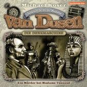 «Prof. van Dusen Hörspiel-Cover» de Lars Vollbrecht