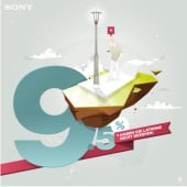 """Sony Mobile Illustrations"" von Christian Aro Schupp"