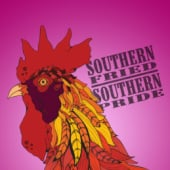 """Southern Fried Southern Pride"" von Kenneth Shinabery"