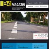 """""""Webdesign B61-Magazin"""" von Zwet"""