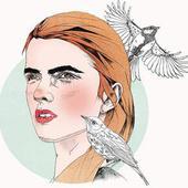 """Drawings"" von Carina Crenshaw"