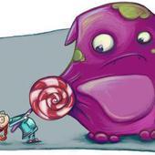 """""""Candymonster"""" von Lisa Stachnick"""