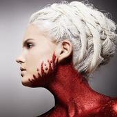 """""""Make-up und Hair Artist"""" von Hertel, Stephanie"""