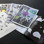 """""""›Die Hamburger Galerien‹ Magazine"""" von Joachim Sperl"""