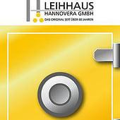 """""""App für das Leihhaus Hannovera"""" von Joerg Lorenz"""