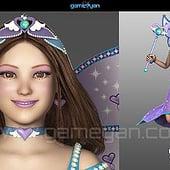 """""""3D-Spiele-Charakter-Modellierung"""" from GameYan Animation Studio"""