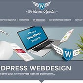 """WordPress Webdesign 