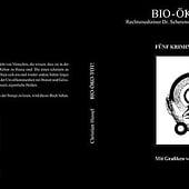 """""""Buchgestaltung """"BIO-ÖKO-TOT"""""""" von Gabi Schluttig"""