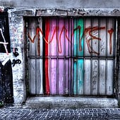"""Doors of Pescara"" von Kenneth Shinabery"