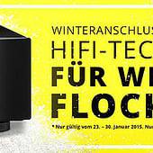 """HiFi-Components – WinterAnschlussverkauf"" from Veit Schumacher"