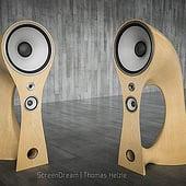 """Lautsprecher – Concept Design"" von Thomas Helzle"