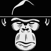 «Logo Sgt. Monkey» von Janine Wiget