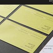 """spirit of event | Coporate Design"" from die formgeber"