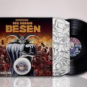 """Music artworks"" von Till Mantel"