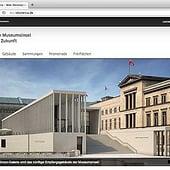 """""""Website Museumsinsel Berlin auf Basis TYPO3"""" von Günter Sommer"""