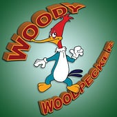 """Woody Woodpecker"" von Kenneth Shinabery"