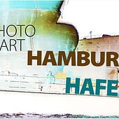 """Photo-Art / Hamburg Hafen / Monatskalender"" von Susanne Sachers"