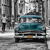 """""""Kuba Colorkey"""" von Hans-Jürgen Sommer"""