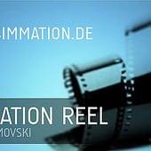 """Animation Reel"" from Damir Simovski"