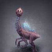 """""""creature design"""" von Philipp Kohtz"""