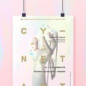 """""""Cynetart 2015"""" von Studio Cindy Beuhlah"""