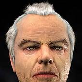 """""""Jack Nicholson"""" von Udo Graf"""