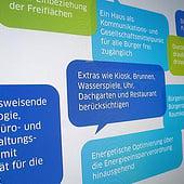 """""""Das vielleicht Wichtigste einer Stadt: Dialog"""" von CORD Communication &…"""