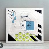 """""""Illustration"""" von Ines Kater"""