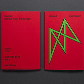 """Slanted Special Issue – Marrakech"" von Slanted Publishers"
