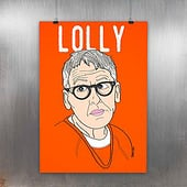 """Orange Is The New Black: Lolly Whitehill"" von Kenneth Shinabery"