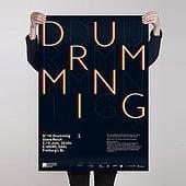 «Drummimg» von SUAN Conceptual Design