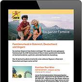"""JUFA Hotelgruppe – Digitale Sommerkampagne"" von Sebastian Keitel"