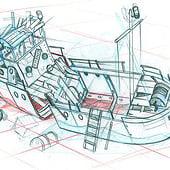 """""""Setdesign"""" von Christof Maier"""