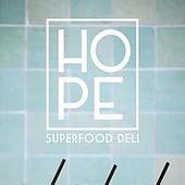 """""""Corporate Design für HOPE Superfood Deli"""" von Julia Gressl"""