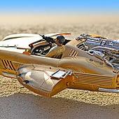 """""""Film & Movie Concept Cars: Modelle und Fotos"""" von Harald Stiefenhofer"""