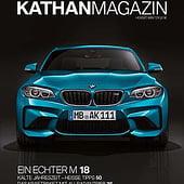 """""""BMW– Kathan Magazin 2016"""" from Veit Schumacher"""