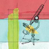 """""""Illustration"""" von Aurelio Alvarez"""