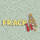 """""""Frack it! / Game"""" von Aurelio Alvarez"""