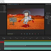 """Adobe Tech Wednesday Lecture: Character Animator"" from Kenneth Shinabery"