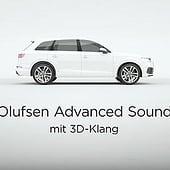 """""""B&O Audi Q7 Advanced Sound System"""" von Axel König"""