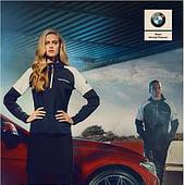 """Styling: """"BMW Sport Collections 2017"""" von Marieke de Kan"""